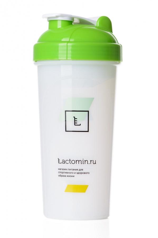 Купить Шейкер Lactomin.ru, 700 мл., Нет/Нет