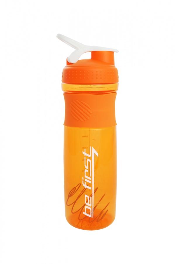 Купить Шейкер BeFirst на 1000 мл Оранжевый
