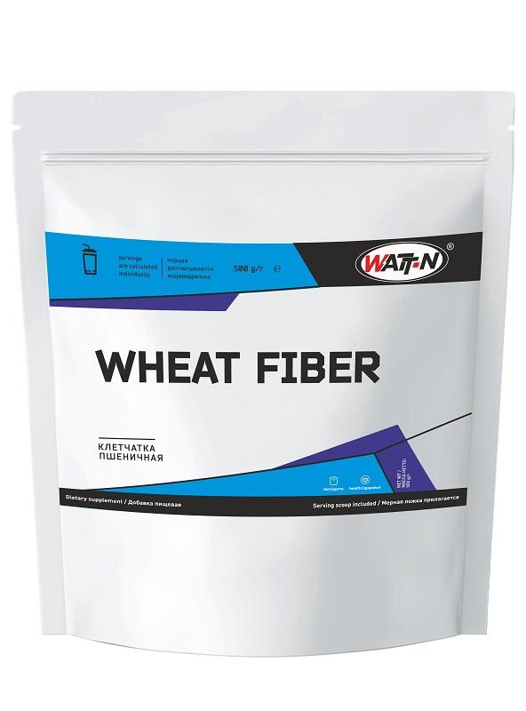 Купить Клетчатка пшеничная - Unicell WF 200, 0.5 кг/Натуральный