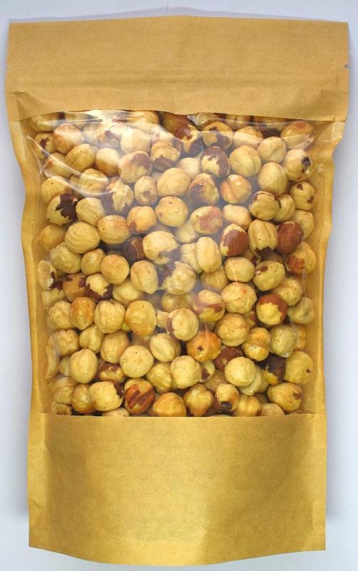 Купить Фундук очищенный, 0.5 кг/Натуральный