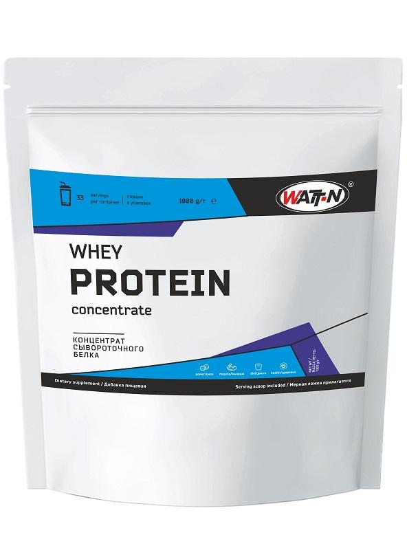 Купить WHEY PROTEIN CONCENTRATE/Концентрат сывороточного белка 65%, 1 кг/Натуральный
