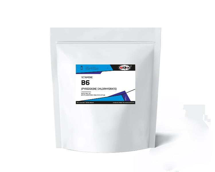 Купить Витамин B6 (Пиридоксина гидрохлорид)